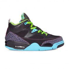 Air Jordan Son Of Low 580603-019 Sneakers — Basketball Shoes at CrookedTongues.com
