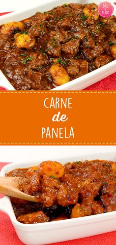 Carne de olla - SdF - Receitas com carne - Baby Food Recipes, Beef Recipes, Cooking Recipes, Confort Food, Always Hungry, Pressure Cooker Recipes, Sweet And Salty, Diy Food, Cooking Time