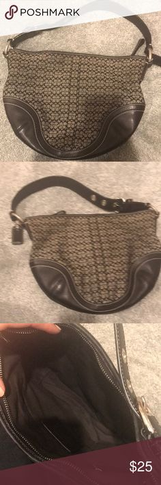 Coach bag EUC. No stains or rips. Really really good condition looks brand new. Coach Bags
