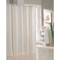 Duck River Livingston Jacq Shower Curtain