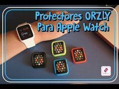 awesome  Protectores ORZLY Para Apple Watch Check more at http://gadgetsnetworks.com/unboxingreview-protectores-orzly-para-apple-watch/