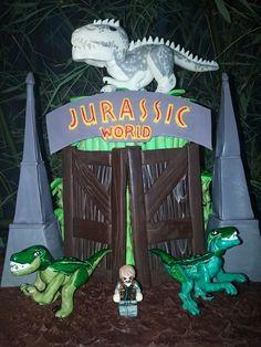 Lego Jurassic World Cake Images : 1000+ ideas about Lego Jurassic World on Pinterest Lego ...