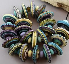 US $100.00 New without tags in Jewelry & Watches, Loose Beads, Lampwork