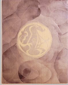 bookotto piene fire paintings 1965