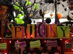 halloween decorations spooky