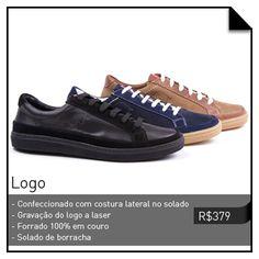 Sapatos masculinos, Mocassim Legítimo, Loake, Sapato Meio Ponto