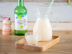 Happy hour recipe for Korean Yakult Soju, you only need 3 ingredients and 10 minutes.