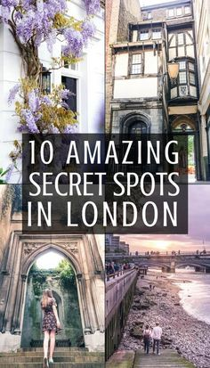 10 quirky, offbeat and unusual secret spots in London youll fall in love with! London, England 10 quirky, offbeat and unusual secret spots in London youll fall in love with! Europe Travel Tips, European Travel, Places To Travel, Travel Destinations, Places To Visit, Turkey Destinations, Traveling Europe, Travelling Tips, Spain Travel