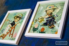 #vernet #dzienilustracji #ilustracja #chlopiec #dziewczynka #dzieci #oprawa #oprawaobrazow #ramiarnia #ramiarniakrakow  #kombinatpasji #illustration #dayofillustrationforkids #boy #girl #children #kids #sztuka  #frame #framing #art Illustration, Illustrations