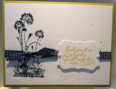 Chit Chats and Crafts : Trust God Stampin' Up