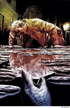 John Constantine | Artist: Lee Bermejo