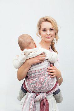 e05911c919d Merezhka no-cotton wrap by Natibaby Baby Wrap Carrier