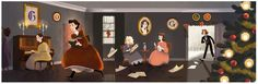 Google doodle celebrates the trailblazing author of 'Little Women'     - CNETPhoto by                                            Google                                          Louisa May Alcott was born on November 29 1832 making today her 184th birthday. Todays Google doodle by Sophie Diao honours the writer by capturing the March sisters from Alcotts Little Women.  Little Women is Alcotts most famous novel loosely based on her childhood in Concord Massachusetts. The March family was based…