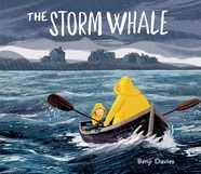 Written and illustrated by the talented Benji Davies, this gentle tale about a lonely boy called Noi who befriends a whale, and in the process forges a closer relationship with his father, will touch parents and kids alike.