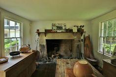Cook house interior