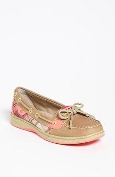 Sperry Top-Sider® 'Angelfish' Boat Shoe (Online Exclusive) available at #Nordstrom