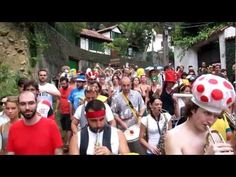This makes me miss carnival in Brazil so badly...