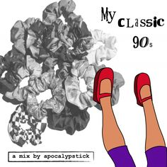 My classic 90s mixtape by Hello Giggles.