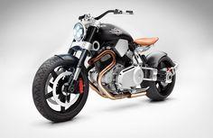 X132 Hellcat Speedster: La motocicleta de Confederate Motorcycles