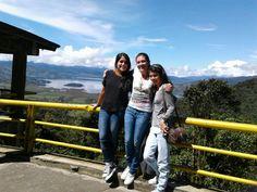 Luky... laguna de la cocha Pasto Nariño Colombia