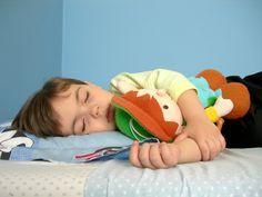 Rutinas para llevar a los niños a dormir