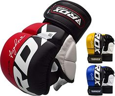 Shop for Rdx Mma Gloves Grappling Martial Arts Punching Bag Maya Hide Leather Mitts Sparring Cage Fighting Combat Ufc Training. Starting from Choose from the 2 best options & compare live & historic sporting good prices. Ufc Training, Martial Arts Training, Mma Gloves, Boxing Gloves, Fighting Gloves, Sparring Gloves, Punching Bag, Combat Sport, Mixed Martial Arts