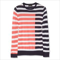 Fall's Favorite Stripes - J.Crew from #InStyle