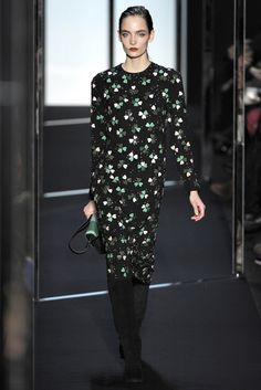 Diane von Furstenberg Fall 2011 Ready-to-Wear Collection Slideshow on Style.com