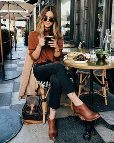 Casual fashion outfits ideas for fall winter outfits Fall Outfits 2018, Mode Outfits, Winter Outfits, Winter Weekend Outfit, Dress Winter, Weekend Style, Fall Work Outfits, Girls Weekend Outfits, Feminine Fall Outfits
