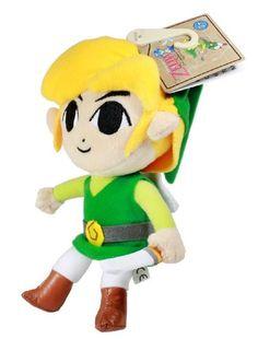 Zelda Plushie