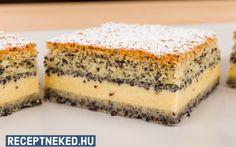 Hungarian Recipes, Hungarian Food, Tiramisu, Hamburger, Latte, Cake Recipes, Cheesecake, Paleo, Cooking Recipes