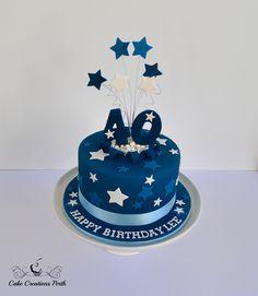 40th Birthday explosion cake.