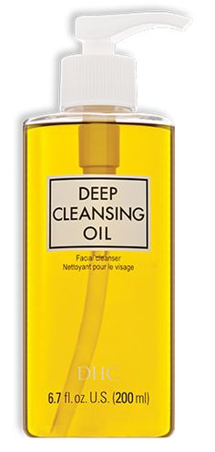 DHC Cleansing Oil - My new favorite beauty product.