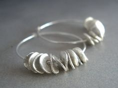 Sterling Silver Hoop Earrings, Small Silver Hoop Earrings, Silver Hoops, Sterling Silver, Sterling Silver Hoops, Silver Hoop Earrings op Etsy, 15,17 €