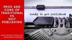 Pros And Cons Of #TraditionalPublishing vs #Self-Publishing http://www.thecreativepenn.com/self-publishing-vs-traditional/ (via juice.li)