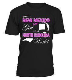 Just a New Mexico Girl in a North Carolina World #NewMexico