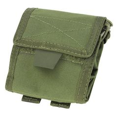 Condor Roll- Up Pouch (Olive Drab, 4.5 x 5-Inch) Condor…