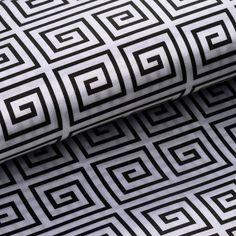 "54"" x 10 Yards Black Greek Inspired Satin Fabric Bolt Wedding Drape Panel Dress"