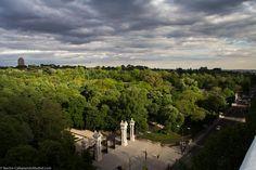 Vistas del Parque del Buen Retiro