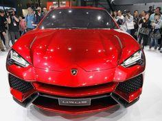 Lamborghini SpA UrusPictures - CBS News