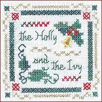 The Victoria Sampler - Beyond Cross Stitch Kits  Level 1 - #1 Rice Stitch
