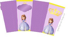 Sofia the First: Free Printable Kit. | Oh My Fiesta! in english