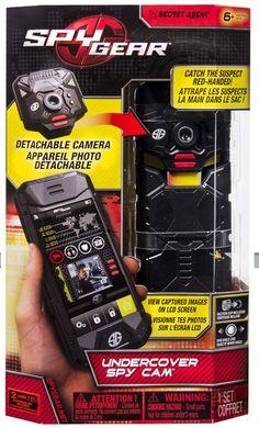 The Junior Secret Agent S Spy Kit For Braden I Will