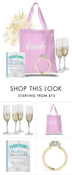 brides tote by jaimevd on Polyvore featuring women's clothing, women's fashion, women, female, woman, misses and juniors