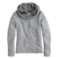 Funnelneck Hoodie ($110) ❤ liked on Polyvore