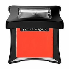 Illamasqua - Cream Blusher in Libido - vibrant reddish orange  #sephora