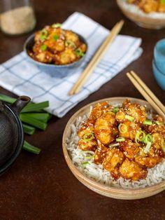 Veggie Recipes, Healthy Dinner Recipes, Asian Recipes, Mexican Food Recipes, Vegetarian Recipes, Cooking Recipes, Healthy Food, Slow Food, Greens Recipe