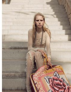 Jessie Bloemendaal Gets A 'Fresh Start' Lensed By Claudia Knoepfel For Vogue Germany April 2017 — Anne of Carversville  http://www.anneofcarversville.com/style-photos/2017/3/17/fcqc6or8rb7a9gosd8soekbxgvtdwy