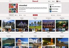 Pinterest: the pin-up of travel?