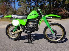 1979 Kawasaki KX250